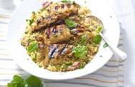 طريقة عمل الكوسكوس المغربي بالدجاج