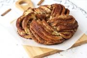 طريقة عمل خبز القرفة الحلو