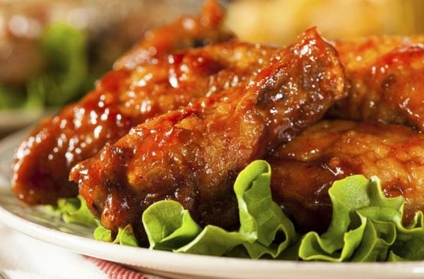 دجاج ترياكي صيني