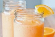 طريقة عمل عصير البرتقال بالحليب