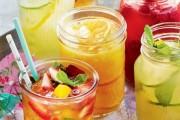 طريقة عمل عصير المانجو مع البرتقال