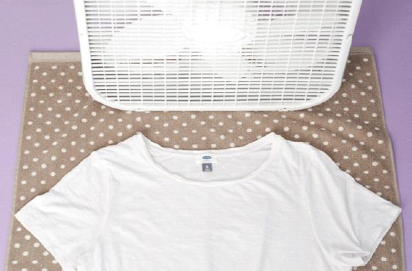 علاج انكماش الملابس القطنية