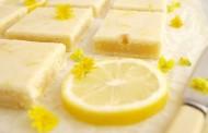 طريقة عمل كيكة الليمون بالصوص الابيض