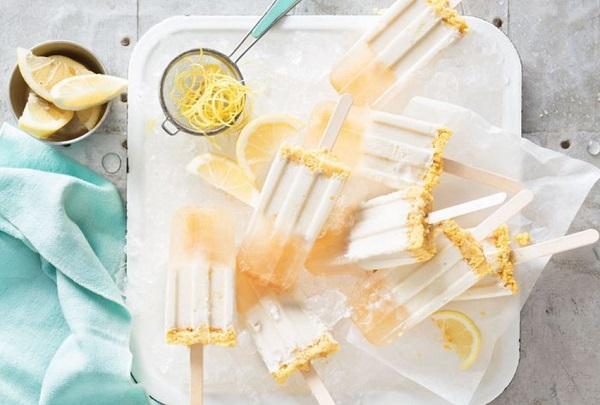 طريقة عمل مثلجات منزلية