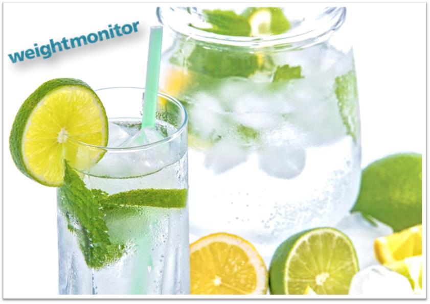 شرب الماء مع الاكل