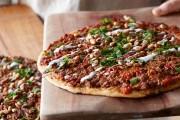 طريقة عمل البيتزا التركية ولا اسهل باللحم
