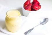 طريقة عمل وصفة الكريمة الصفراء