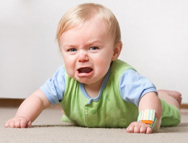 حل مشكلة الغضب عند الاطفال