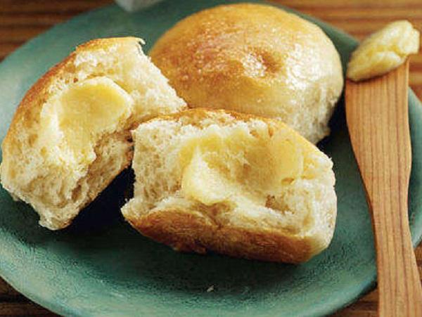 خبز الزبدة بالعسل