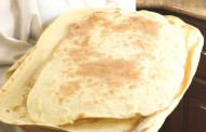 طريقة عمل خبز اللافاش التركي
