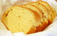 طريقة عمل خبز بدقيق الذرة فقط