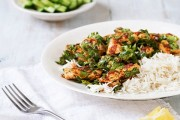 طريقة عمل دجاج بالكزبرة الخضراء