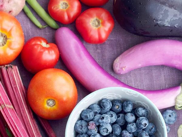 طريقة حفظ الخضروات والفواكه