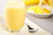 طريقة عمل عصير المانجو والموز للتسمين