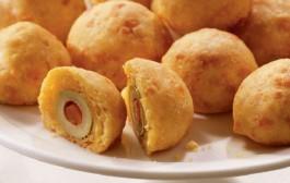 طريقة عمل كرات الجبن المحشيه بالزيتون