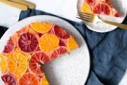طريقة عمل كيكة البرتقال الاسفنجية