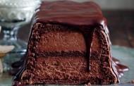 طريقة عمل كيك موس الشوكولاته