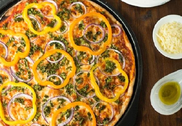 البيتزا الصحية