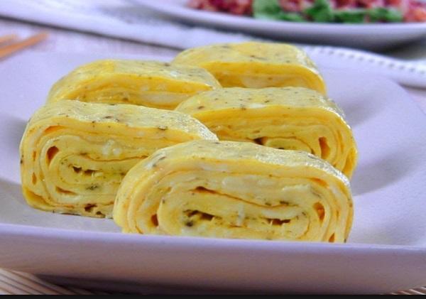 طريقة عمل اومليت بالجبن والبيض