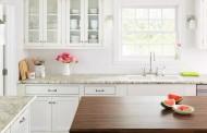 طريقة تنظيف رخام المطبخ من البقع