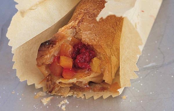 طريقة عمل حلويات بعجينة الفيلو الجاهزة