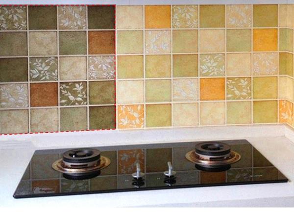 طريقة تنظيف جدران المطبخ من الدهون