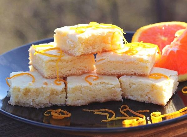 طريقة عمل كيكة البرتقال بالزبدة