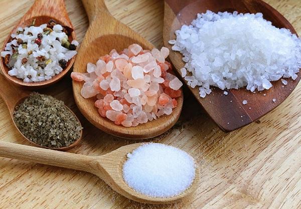افضل انواع الملح الطبيعي