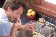 طريقة التخلص من الروائح الكريهة في المطبخ