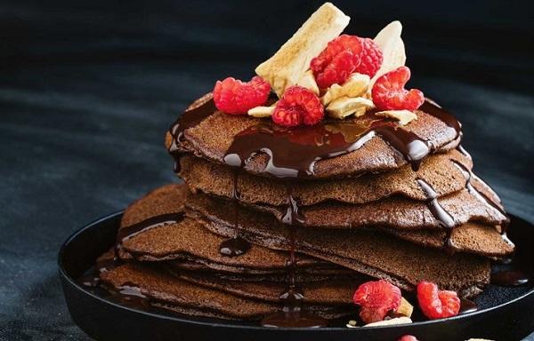 طريقة عمل بان كيك بالشوكولاتة