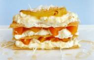 طريقة عمل حلوى نابليون بالصور