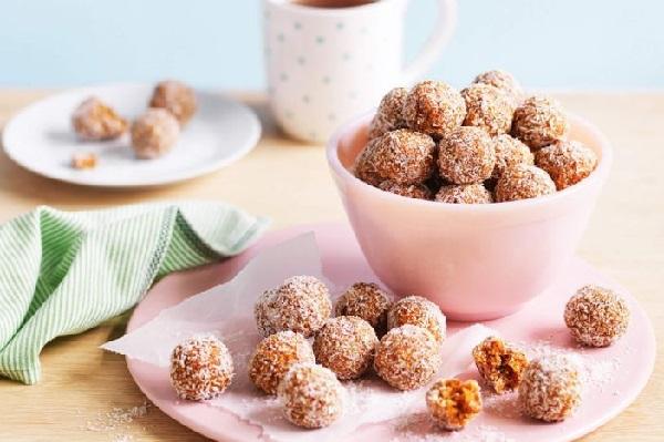 حلويات بالمشمش المجفف