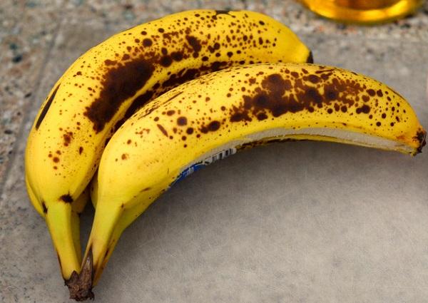 طريقة انضاج الموز الاخضر