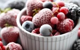 ما هي استخدامات الفواكه المجمده ؟