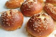 طريقة عمل الخبز الفرنسي الدائري