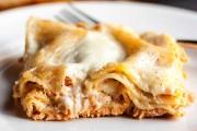 طريقة عمل اللازانيا الايطالية بالدجاج
