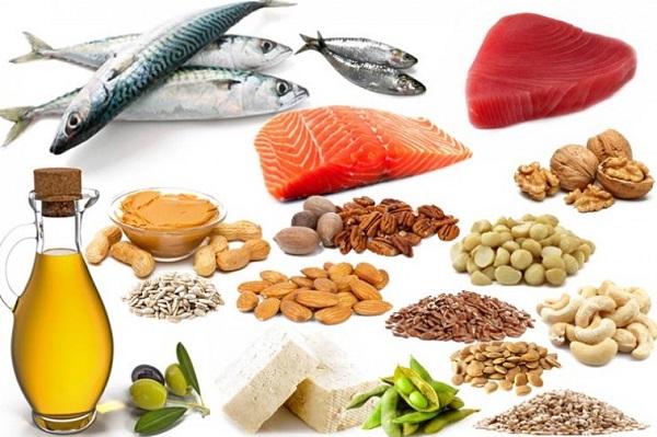 انواع الدهون في جسم الانسان