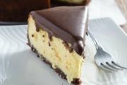 طريقة عمل تشيز كيك سهل بالشوكولاته