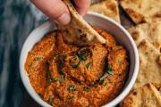 طريقة عمل صلصة الطماطم بالفلفل الاحمر