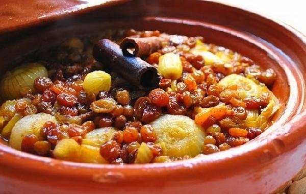 طريقة عمل طاجن الخضار المغربي بزيت الزيتون