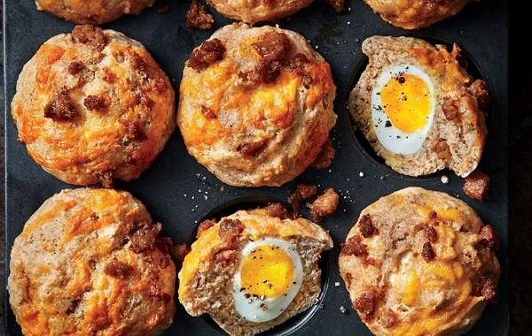 طريقة عمل مافن البيض للفطور