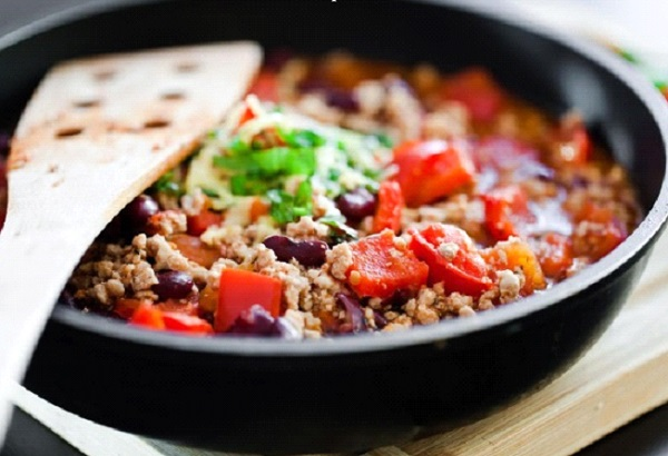اكلة اسبانية سهلة باللحم