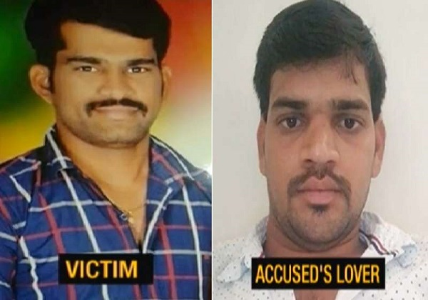 امرأة هندية تقتل زوجها بالتعاون مع عشيقها بطريق غريبة