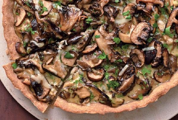 طريقة عمل تارت البيتزا بالصور