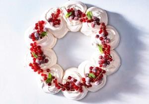 حلوى البافلوفا الروسية