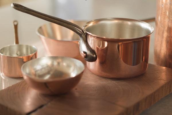 هل الاواني النحاسية صحية للطبخ ؟