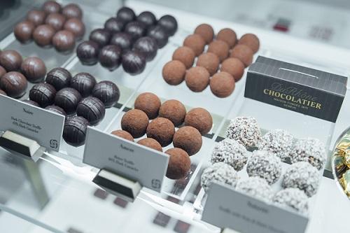 فوائد الشوكولاته الداكنه ذات الجودة العالية