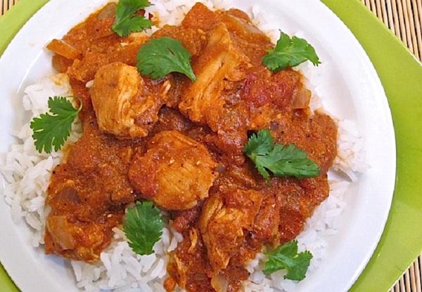 دجاج بالزبدة بالطريقة الهندية