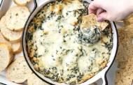 طريقة عمل صينية الخرشوف و السبانخ بالجبن
