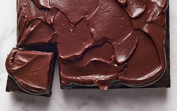 كيكة الشمندر بالشوكولاته